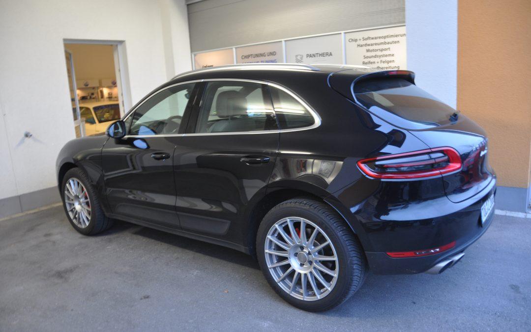 Porsche Macan S - Leo Soundtuning
