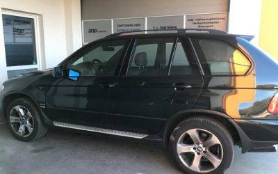 BMW X5 – Tuning Box & Pedal Tuning