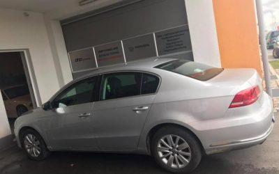 VW Passat Kennfeldoptimierung Chiptuning