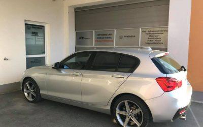 BMW 116d Kennfeldoptmierung & Pedaltuning