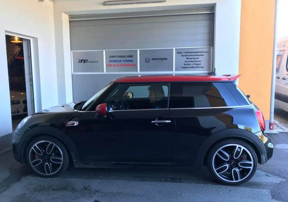 MINI John Cooper Works JCW Tigris Tuning Box