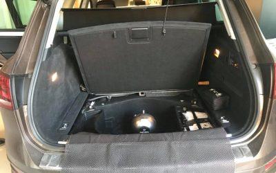 VW Touareg – LEO Soundtuning