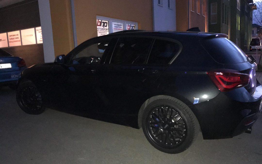 BMW M140i – Tuning Box & Pedal Tuning