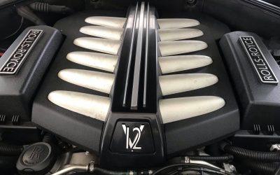 Rolls-Royce Kennfeldoptimierung