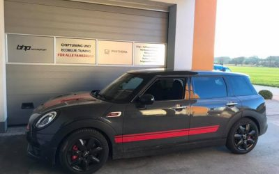 Mini Clubmann John Cooper Works JCW Chiptuning