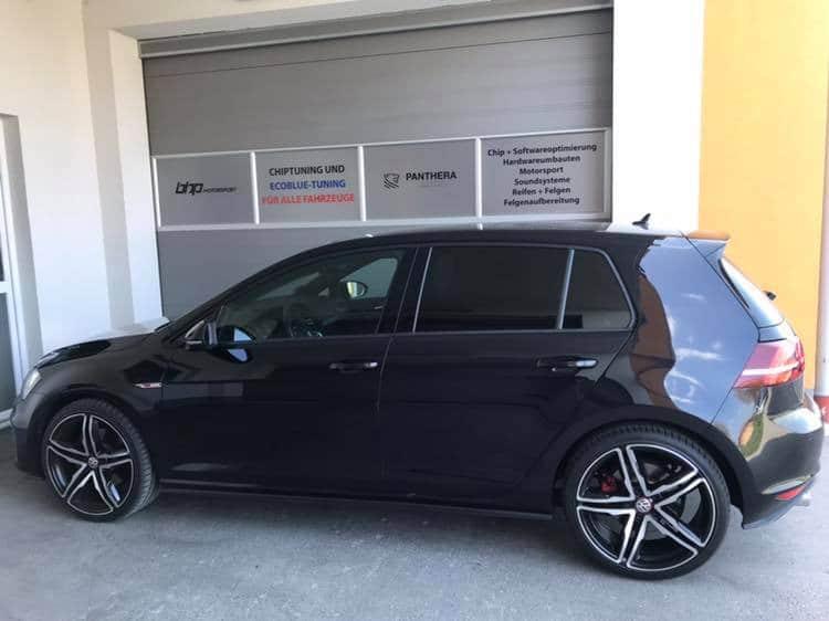 VW Golf GTI Kennfeldoptimierung