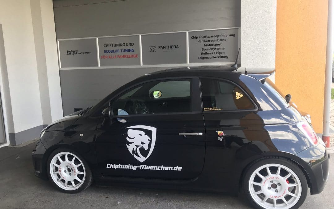 Abarth 595 Chiptuning