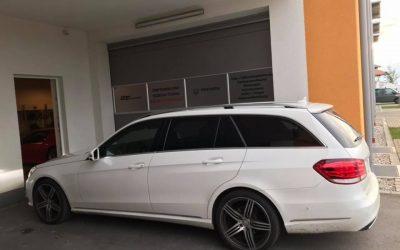 Mercedes E 220 CDI Chiptuning