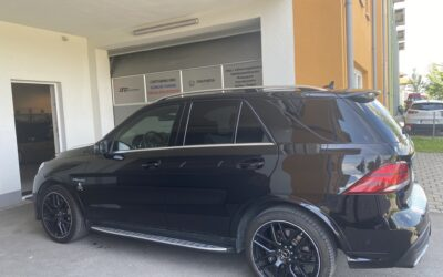 Chiptuning Mercedes GLE 63