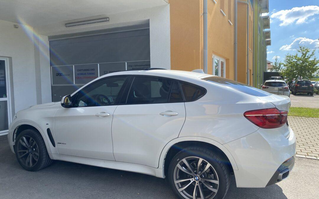 Chiptuning BMW X6 30d