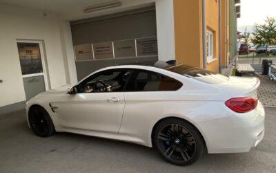 BMW M4 Chiptuning mit TÜV